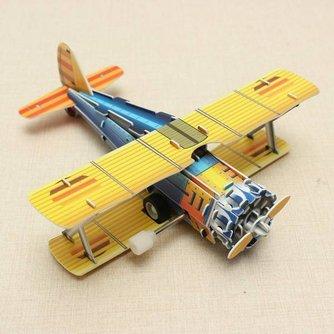 WO I Vliegtuig Maken