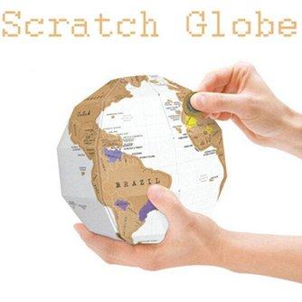 3D Puzzel Globe