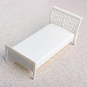 Klein Bed Miniatuur