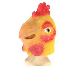 Carneval Hanenmasker