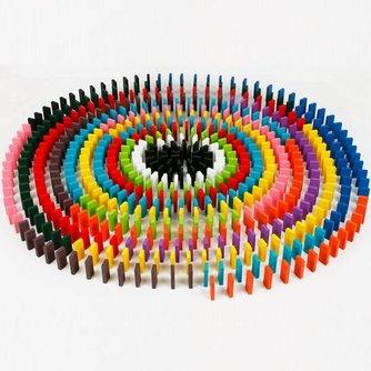 Houten Dominostenen (240 stuks)
