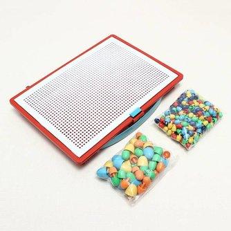 Mozaiek Puzzel met Pinnetjes