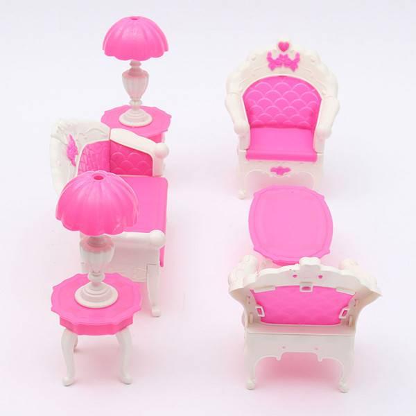 roze woonkamer poppenhuis meubels i myxlshop supertip