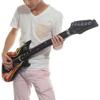 """Opblaasbare gitaar Party Gadget 40\"""""""