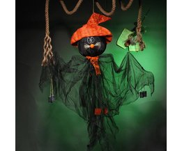 Halloween Decoratie Hangend Spook