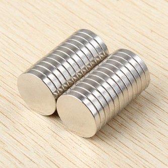 Supermagnete Neodymium (25 stuks)