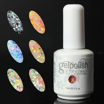 Gellak Glitter