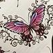 Waterproof Tijdelijke Plak Tattoo Vlinder