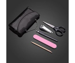 Manicure Set in Mini Handtas