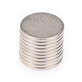 Neodymium Magneetjes 10 Stuks