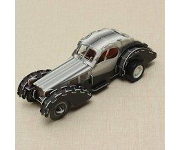 Opwindbare Speelgoedauto