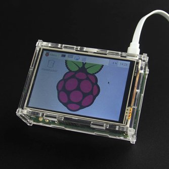 3.5 Inch LCD Raspberry Pi Display