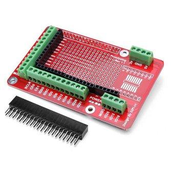 Bescherming Board voor Raspberry Pi 2B en B+