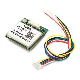 VK16U6 GPS Module met Antenne