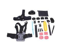 23 in 1 GoPro Accessoire Kit
