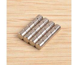 Mini Neodymium Magneten 20 Stuks