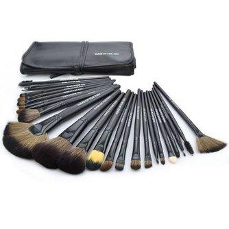Make-up Kwasten Set 24-delig