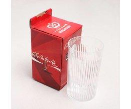 Goocheltruc met Vliegend Glas