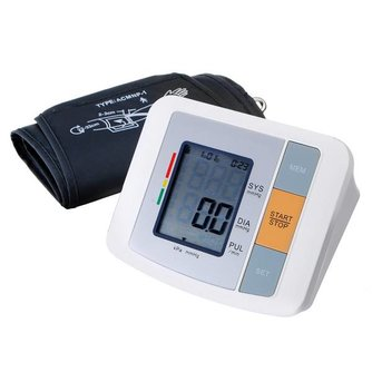 Digitale Bloeddruk Meter