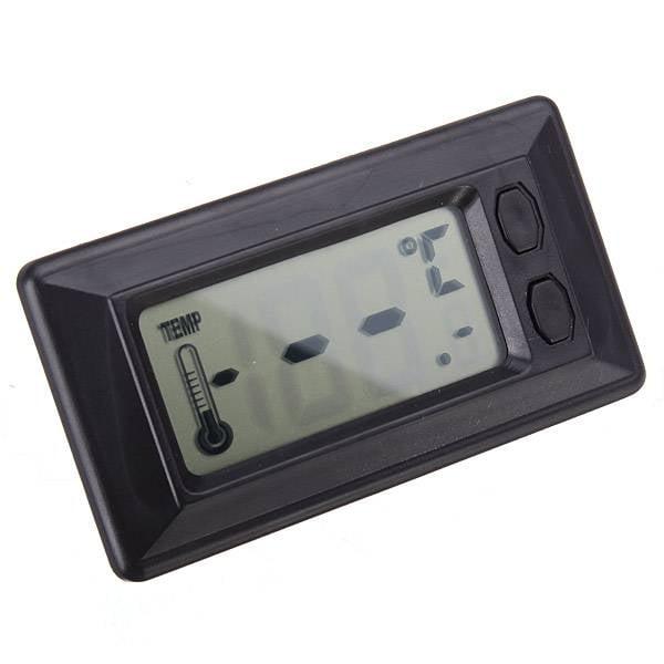 digitale thermometer auto i myxlshop supertip. Black Bedroom Furniture Sets. Home Design Ideas