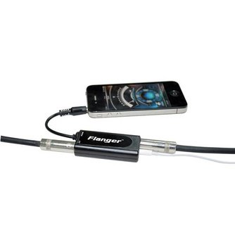 Flanger FC-20 Gitaar Converter voor iPhone