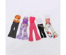 5 Sets Casual Barbie Kleding