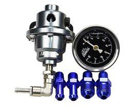 Titanium Brandstofregelaar Compressor