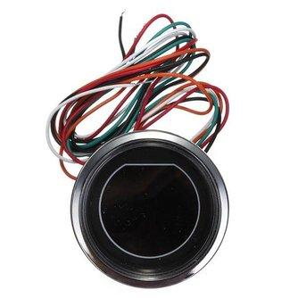 Drukmeter Olie voor op de Motor