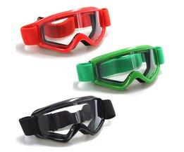 Veiligheidsbril voor motoren