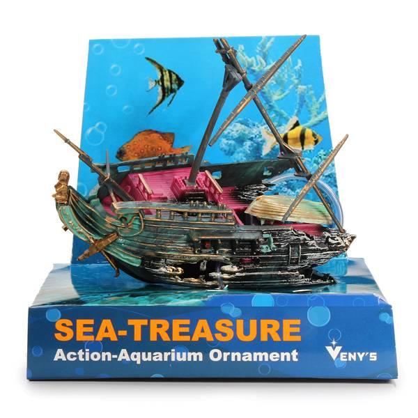 Aquarium Decoratie Schip online kopen? I MyXLshop