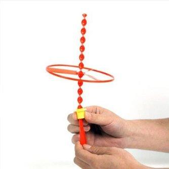 Vrolijk Gekleurde Plastic Speelgoed Propeller