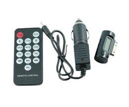 FM-Zender Auto voor iPad / iPhone / iPod