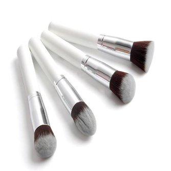 Professionele Make up Kwasten Set (4 stuks)