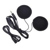 Stereo Headset voor in Motor Helm