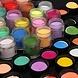 24 Kleuren Acryl Poeder voor Nail Art