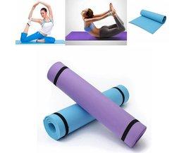 Antislip Yogamat 6mm