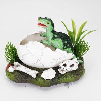 Dinosaurus Aquarium Decoratie