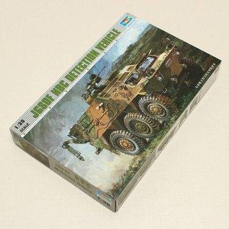 Miniatuur Tank Pakket