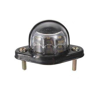 12V Lampje voor Kentekenplaat