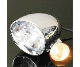 Koplamp voor Motorfiets