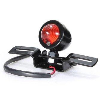 LED achterverlichting voor motoren