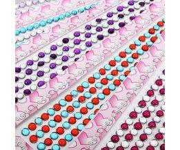 Nagelsteentjes in 7 Kleuren