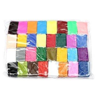 Fimo Klei In Verschillende Kleuren