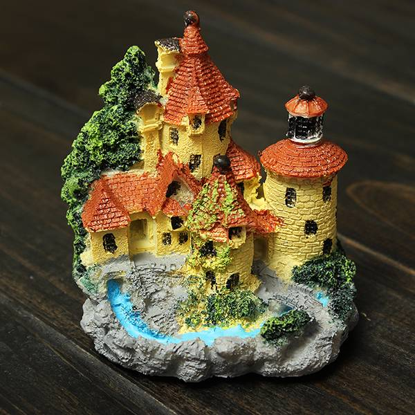Goedkope Aquarium Decoratie Kasteel I MyXLshop (SuperTip)