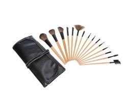 Set Penselen voor Make-up