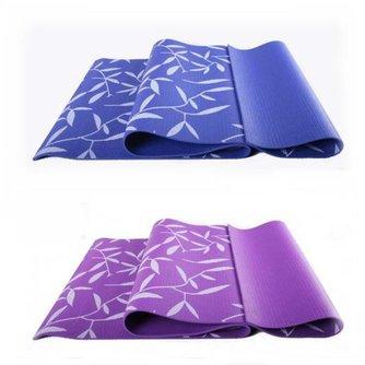 Yoga Mat met Bloemenprint