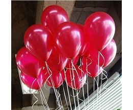 Verjaardag Ballonnen 100 Stuks