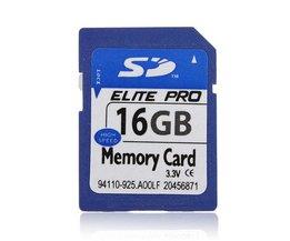 SD Kaart 16GB