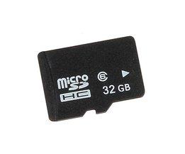 Micro SD Kaart 32GB