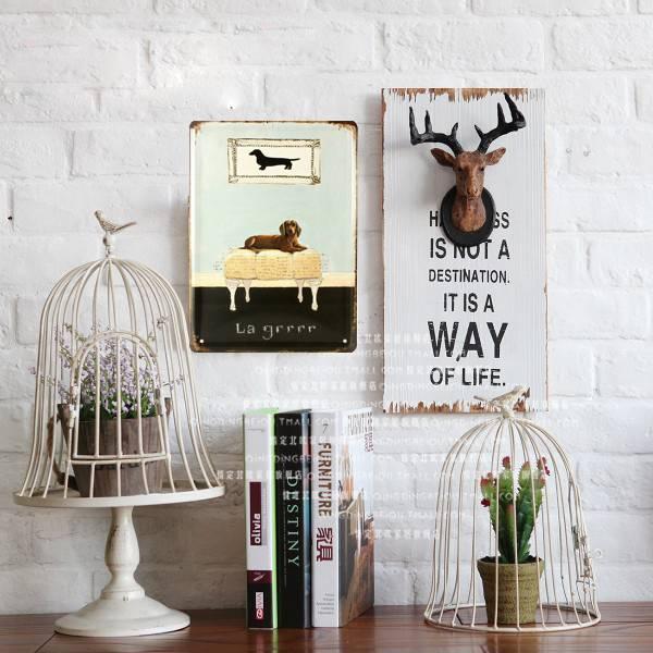 vintage interieur design muurdecoratie kopen i myxlshop tip. Black Bedroom Furniture Sets. Home Design Ideas